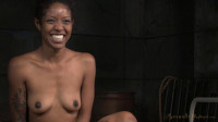 Bound Lotus Lain roughly fucked and used hard, epic drooling deepthroat and squirting orgasms!