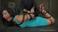 Infernalrestraints – Nov 30, 2012 – Riding The Rope – Wenona – Cyd Black