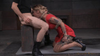 Tattooed Alt Slut Kleio Valentien Tied Up And Passed Around, Rough Fucking And Epic Deepthoat