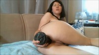 Dildo in the pussy!