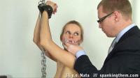 Sexy Teacher Gets Spanked (Nata) ST