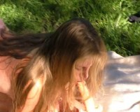 Nympho on a picnic