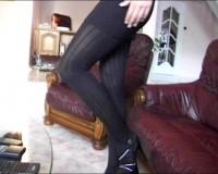 Her Long Legs Promise