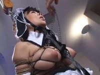 Dd-257 - Bursting Tits Fallen Angel Delivered. Niine Ozawa