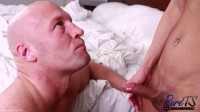 Miran & Christian / Japanese TS beauty Miran tops her giant lover
