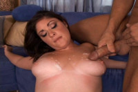Plump Whore Gets dirty on Dick