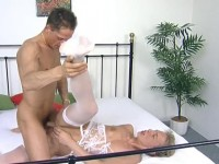 Hot blondie fucks hard