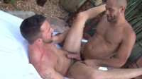 Leo Forte and Isaac Hardy bondage gay twinks.