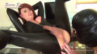 Shemale Cougar 4 - Catsuit