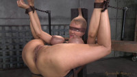 SexuallyBroken - Sep 12, 2014 - Huge breasted Rain DeGrey restrained in strict bondage