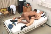 Male Nurses Get Horny Seeing My Hard Dick Second