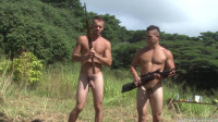 Island Studs — Target Practice