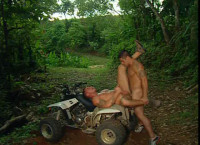 Tropical Adventure, Part 1 , anal toy gay.