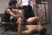 BSR - Basara (5) Chapter 3 - Athletes in Bondage.