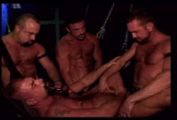 Mature Muscle Men In Rough Gangbang