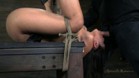 SB - Hot Latina is overloaded with cock, orgasms, and bondage - February 25, 2013 - HD