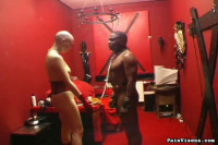 Painvixens – May 19, 2009 – Ebony Slave Bondage