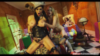 Jasmin Jae & Mia Malkova – League of Frankenstein