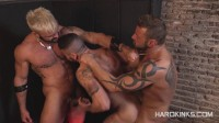 The Creation Antonio Miracle, Mario Domenech, Rogan Richards