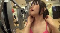 Tomomi Nakama - Time Fuck Bandits at a Gym part2