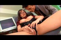 [Combat Zone] Busty secretaries Scene #2
