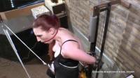 Scene Electrical Shock (Roswell Ivory) ChimeraBondage