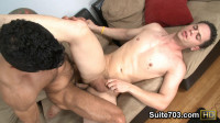 Amazing Anal With Muscles Men