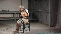 The Rights Activist Turns His Attention Towards Adara - Leather - Part 2