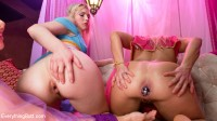 Genies in Training learn to satisfy their masters' Anal fantasies