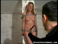 Brutal Punishment Bdsm Video 22