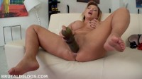 Anna Polina Big Dildo Fucking Machine (2015)