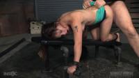 Messy little Devilynne trained on fuckboard she melts into drooling cumslut! (2016)