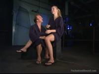 Stretching the Sex Slave Annette Schwarz Brandon Iron