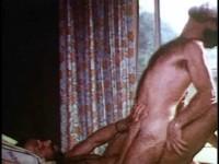 Lavender Lounge Studios — Vintage Bareback: Hairy Muscle