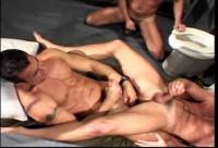 Brazilian Cock Club , gay thugs masterbating...