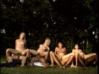 Orgies on the nature