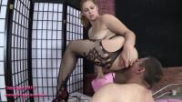 Edyn Blair — Princess Licks Ice Cream Slave Licks Pussy