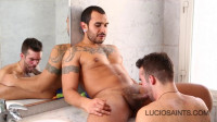 LucioSaints - Morning Glory - Ivan & Lucio - Ivan Romero, Lucio Saints