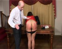 Bad Girls Get Spanked video 8