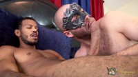 Mike Fucks Hunter — MasqueradeMen