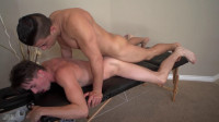 The Bareback Massage (Jack Hunter, Jacob Taylor)