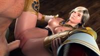 FFXII Dalmascan Knight 3D Full HD