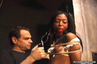 Painful Interrogation Yasmine
