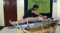 Tickling Lorenzo (hand, asia, style, vid)