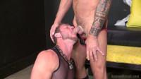 Massive anal blow!