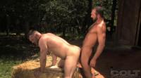 Colt Studio — Bear — Josh West, Aaron Cage