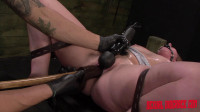Autumn Kline Loves Bondage, Deepthroat BJ & Rough Sex