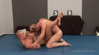 Vasek vs Terry Wrestling (2014)