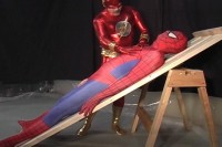 Spider-Man gets a BJ
