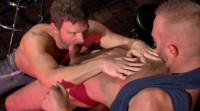 Hard Anal At Bar